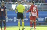 'Đánh' Morata, trọng tài La Liga nhận án phạt bất ngờ