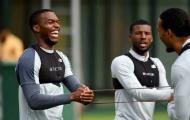 Cười thả ga, siêu dự bị của Liverpool báo tin vui cho Jurgen Klopp