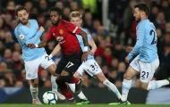 'Cầu thủ đó của Man Utd đã gian lận trước Man City'