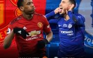 Đấu Man United, Chelsea muốn Champions League hay Europa League?