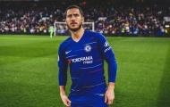 Hazard 'mất tích' ở đội hình tiêu biểu NHA, Chelsea phản ứng gây sốc