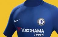 Rò rỉ mẫu trang phục sân nhà của Chelsea mùa giải tới