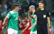 Thua sát nút Bayern, sao Bremen lên tiếng bất bình nói về trọng tài