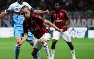 """Trình làng sơ đồ lạ lẫm, AC Milan """"ôm hận"""" trước Lazio"""