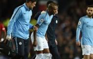 Tuyến giữa Man City có nguy cơ 'nát bét' sau Derby