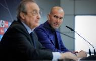 Đây, thoả thuận lớn nhất đưa Zidane về dẫn dắt Real Madrid!