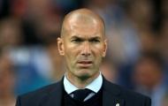 HLV Zidane: 'Rõ ràng có một lý do đứng đằng sau vị trí này'