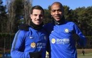 Inter Milan - Cedric Soares: Thêm tình yêu vào trong những giấc mơ