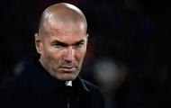 Khuôn mặt Zidane biến sắc trong trận hòa nhạt nhẽo của Real Madrid