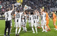 """Vô địch Serie A, Juventus vẫn không """"nương tay"""" với Inter Milan"""