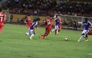 Các trận đấu sớm vòng 7 V-League: Hà Nội chiếm đỉnh bảng, 3 phút ma ám ở Lạch Tray