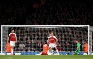 3 kỷ lục tồi tệ của Arsenal sau thất bại trước Leciester