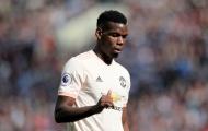 'Bán Pogba, Man Utd có thể mua 2 người thay thế'