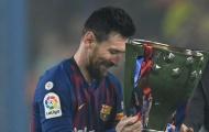 Tỏa sáng mang về chức vô địch, Messi lập luôn kỷ lục khủng