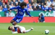 5 điểm nhấn Leicester 3-0 Arsenal: Thẻ đỏ khiến Emery bất lực, 'Kante trắng' bị hủy diệt bởi đối thủ 21 tuổi