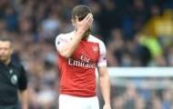 'Cầu thủ Arsenal đó sắp không thể cứu vãn'