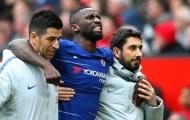 Chelsea gặp họa sau trận hòa với Man Utd