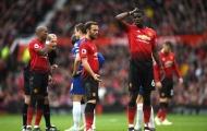 Hòa Chelsea, cầu thủ Man Utd phản ứng thế nào trong phòng thay đồ?