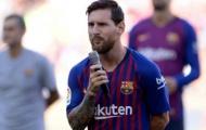 Ra dáng thủ lĩnh, Messi khiến các đồng đội bất ngờ lớn vì 1 điều
