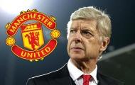 Wenger chỉ ra 3 lý do cực chuẩn khiến M.U tụt dốc thê thảm