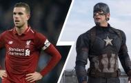 Các sao Liverpool sẽ là anh hùng nào trong Avengers?