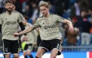 De Jong: 'Tôi không mong đợi khởi đầu với Barca'