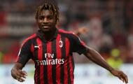 Nice tiếp tục muốn chia rẽ AC Milan với viên ngọc thô nước Pháp