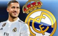 NÓNG! Lộ dấu hiệu Hazard chuẩn bị gia nhập Real Madrid