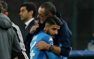Chưa đến AC Milan, Sarri đã mong tái hợp trò cũ
