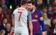 Sao Liverpool tranh thủ 'rửa hận' mối thù bị Messi hạ nhục cách đây 4 năm