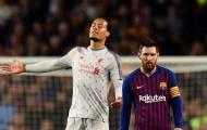 Thảm bại, Van Dijk nói điều thật lòng về Messi
