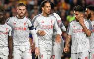 Thua Barca, 'trung vệ thép' của Liverpool vẫn phát biểu đầy bất ngờ