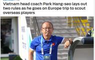 Báo châu Á: Thầy Park đưa ra 2 nguyên tắc trước khi mở cửa cho các sao Việt kiều
