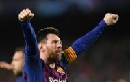 Thấy Messi chơi quá hay, 'cựu thù' Liverpool nói 1 lời thật lòng