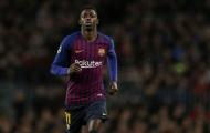 Tiết lộ 'kẻ đứng sau' vụ việc Dembele bị thất sủng tại Camp Nou