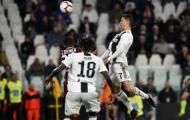 Nhảy 'như thần', Ronaldo khiến cả đối thủ lẫn đồng đội phải ngỡ ngàng