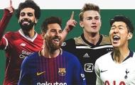 Lượt về bán kết Champions League: Ai được chú ý nhất?