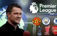 Michael Owen dự đoán nhóm Big Six vòng 37 EPL: Liverpool, Man City cùng thắng?