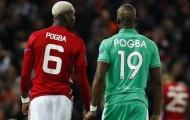 Anh trai Pogba nói lời thật lòng về mùa giải của cậu em trai