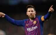 Barcelona sẽ dựng 10 tượng Messi tại Nou Camp