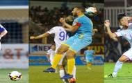 Top 3 hậu vệ công cường, thủ cứng tại V-League