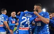 """Khoảnh khắc Serie A: Trong những tiếng hô vang """"Lorenzo! Insigne!"""""""