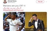 Fan Real: Anh ta có phải là Ronaldo không vậy?