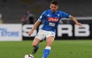 """Thi đấu thăng hoa, sao tuyển Bỉ """"tỏ tình"""" với Napoli"""