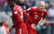 Trở lại sau chấn thương, Robben chia sẻ thật lòng về tương lai