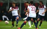 Đánh bại Bologna, AC Milan tiếp tục cuộc đua giành vé dự C1