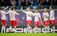 Leipzig: Kẻ thách thức trong ầm thầm tại Bundesliga