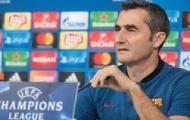 Lợi thế 3 bàn, HLV Valverde vẫn e ngại 1 điều khiến Barca bại trận