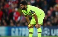 Bại trận, Suarez làm điều không ngờ trong đường hầm Anfield
