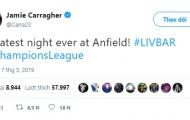 'Đây chính là đêm tuyệt vời nhất tại Anfield'